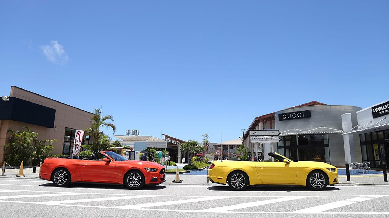 フォードマスタング CONVERTIBLE(高品質 USED CAR)