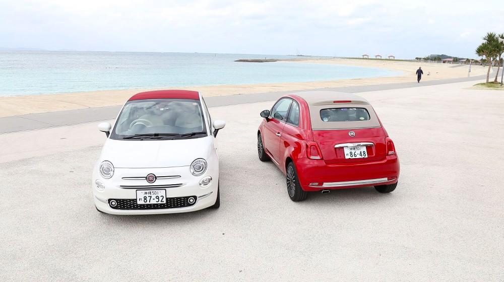 FIAT 500C(高品質USED CAR)